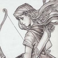 Archery by dpdagger