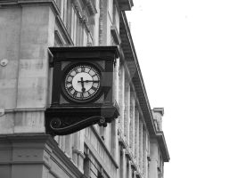 London Time by Just--Saying