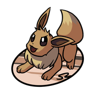 Eevee by Smearg