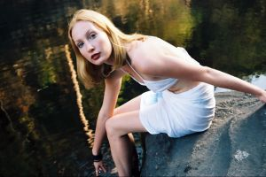 Bec by the river revisited 2 by wildplaces