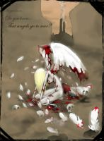 Angels go to war. by PeterPan-Syndrome