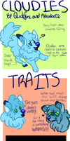 (OPEN SPECIES) CLOUDY by Abbadoo02