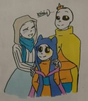 Familly by MalikiFlowers30