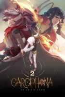 Carciphona Volume 2 Cover by shilin
