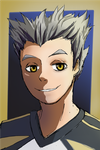 20th Fave Character 2017: Bokuto Koutarou by TTAlwins