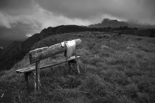 A seat on the plateau by erogenesisCGI