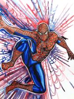 The Amazing Spiderman by nilec88