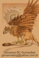 Gryphon by giovannag