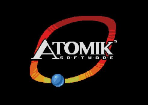 Atomik Software Logo by pickassoreborn