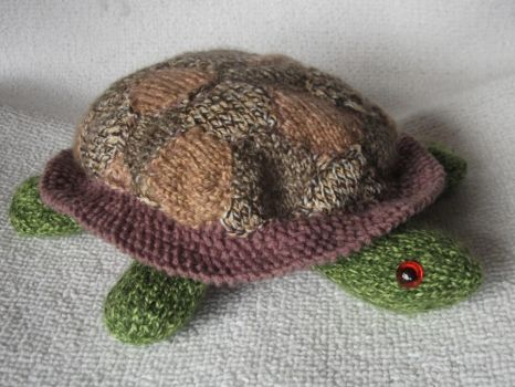 Turtle by foxymitts