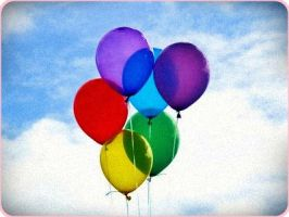 ballons. by Orsi100