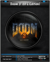 Doom 3 BFG Edition by 3xhumed