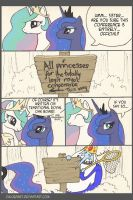 Nope. Not suspicious at all. by ChloeNArt