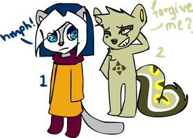 Anthro Adopts Batch 2 [CLOSED] by FunkyDreamer