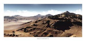Terrain Experiment 01 by TheNonSequitur