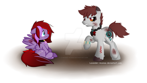 MLP FIM OCs: What's wrong with you? by Lavender-Incense