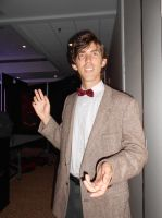 Khaotic Kon 2013- 11th Doctor by SapphireAngelBunny