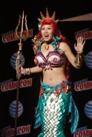 NYCC 2015 - Cosplay Contestent 18 - Sat. by kamau123