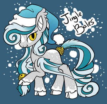 Winter Adopt - Jingle Bales CLOSED by breIoom
