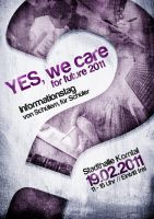YES, we care for future 2011 by Craiqqi