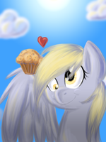 For The Love of Muffin! by XTiMe-WaRpEdX