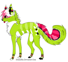 SceneDog Auction CLOSED by TheAdoptShop