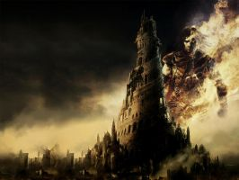 Tower of Babylon by Shadrak