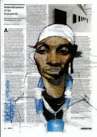 Del the Funky Homosapien by afromation