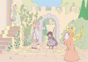 A Fairytale's World by kikaigaku