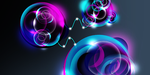 Abstract Bubbles by SecurityGFX