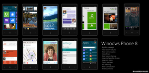 Windows Phone 8 Apollo by Ander3000