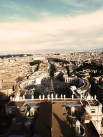 view from the basilica by deniroUK