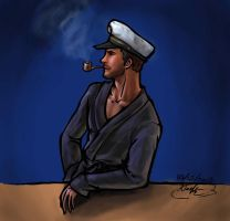 The Captain's Vlog - Smoking is Okay on a Boat by RyuukaTamura