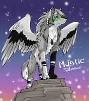 Mystic Profile ID by DrMario64