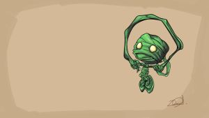 League of Legends Amumu by Drichmind