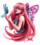 Butterfly Girl by ZLynn