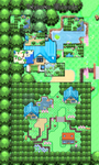 Pokemon Bithynia Scans + Littlerooot Town by Rainsonata