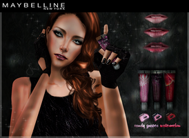 Maybelline New York Glosses (TS2) by 19Frency94