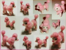 Tiny Poodle by Sukeile