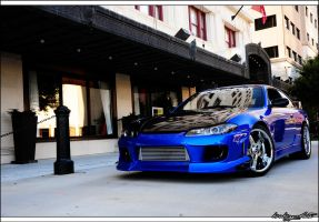 1998 Nissan 240SX RB20 2 by bubzphoto