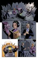 Lost in Space #4 pg 2  - Malice in Wonderland by PatrickMcEvoy