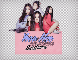 +Render png's | Pack | Yoon Hye | by ButILoveU
