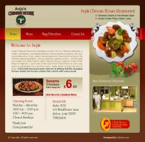 Chinese Resturant by zolumnns