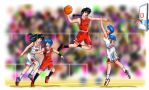 Ranma Chicago Bulls_request by ranmaonehalf