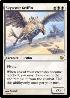 Skyscout Griffin by Eruner