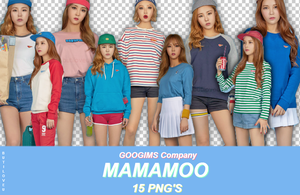 +Render png's | Pack | MAMAMOO by ButILoveU
