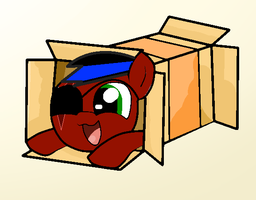 Colt in a box by COLT731
