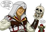 Ezio by Red-Flare
