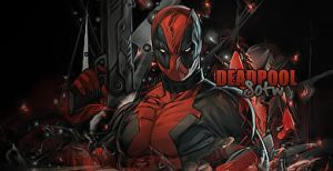 DeadPool Tag by dsquaredgfx