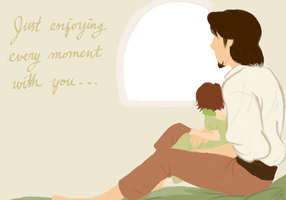 Every moment with you... by Bonka-chan